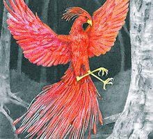Phoenix Night by HandsonHart