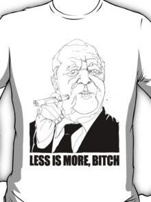 SLANGarchitects #1 Mies van der Rohe T-Shirt