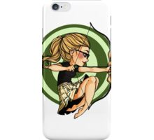 Felicity, where's my bow? iPhone Case/Skin