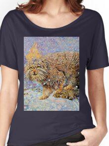 Manul Winter Women's Relaxed Fit T-Shirt