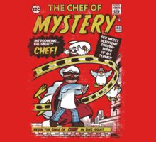 Chef of Mystery by Scott Weston