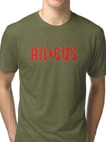 Angus Rock & Roll Tri-blend T-Shirt