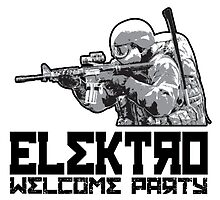 DayZ - Elektro Welcome Party by KillDeathRatio