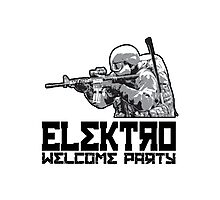 DayZ - Elektro Welcome Party Photographic Print