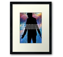 Matt Smith - Geronimo Framed Print