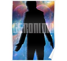 Matt Smith - Geronimo Poster