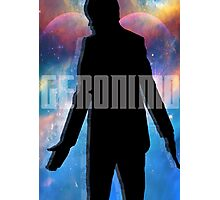 Matt Smith - Geronimo Photographic Print