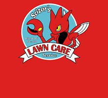 Scizor Lawn Care Red Shirt Unisex T-Shirt