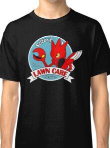 Scizor's Lawn Care Black Shirt Classic T-Shirt