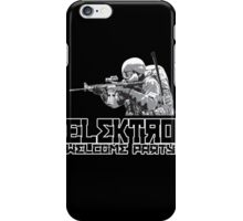 DayZ - Elektro Welcome Party iPhone Case/Skin