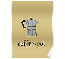 coffeepot Poster