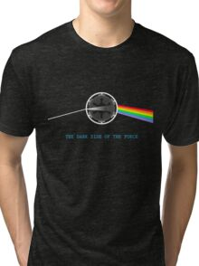 The Dark Side of the Force Tri-blend T-Shirt