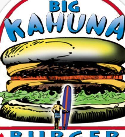 big kahuna burger pulp Sticker