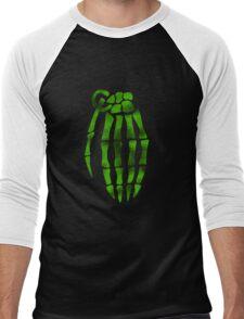 jesse pinkman skeleton hand  Men's Baseball ¾ T-Shirt