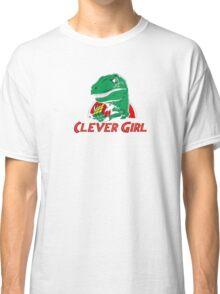 clever girl, jurassic Classic T-Shirt