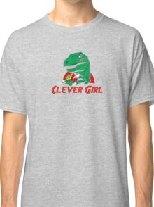 clever girl, jurassic Classic T-Shirt
