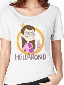 hellarond Women's Relaxed Fit T-Shirt