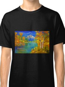 Autumn Retreat Classic T-Shirt