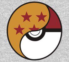 Dragon Ball x Pokemon Kids Tee