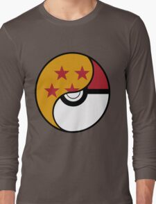 Dragon Ball x Pokemon Long Sleeve T-Shirt