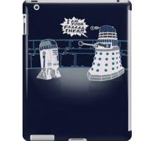 I am your Daaalek! iPad Case/Skin