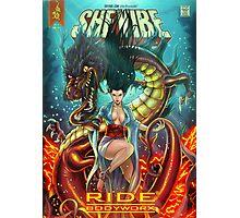 SheVibe Ride BodyWorx by Sliquid Cover Art Photographic Print