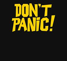 The Hitchhikers Guide to the Galaxy - Don't Panic Unisex T-Shirt