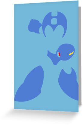 Megaman by Sailio717