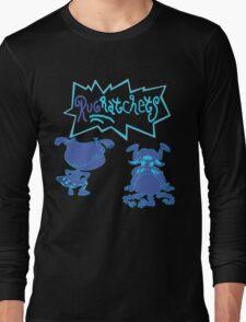 Gamma Blue 11s shirt-Rugratchets Jordan XI SneakerTees Long Sleeve T-Shirt
