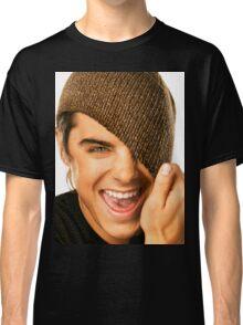 Zac Efron Cute Classic T-Shirt