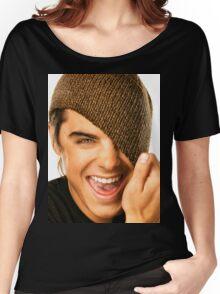 Zac Efron Cute Women's Relaxed Fit T-Shirt
