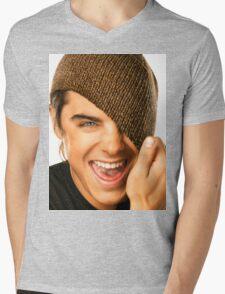 Zac Efron Cute Mens V-Neck T-Shirt