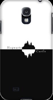 Hogwarts Castle by noelgreen