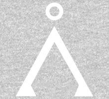 Stargate's Home Origin Symbol White Kids Clothes