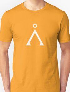 Stargate's Home Origin Symbol White Unisex T-Shirt