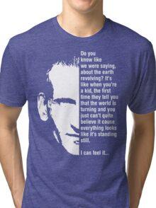 Ninth Doctor Season 1, Episode 1 Tri-blend T-Shirt