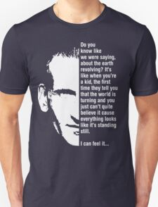Ninth Doctor Season 1, Episode 1 Unisex T-Shirt