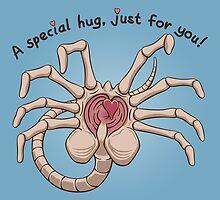 A Special Hug by DoodleDojo