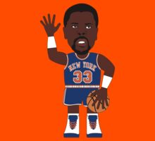 NBAToon of Patrick Ewing, player of New York Knicks by D4RK0