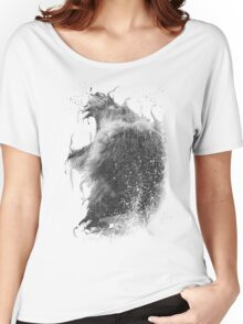 DARK LION Women's Relaxed Fit T-Shirt
