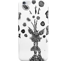 The Language of Plants iPhone Case/Skin