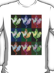 Marilyn Monroe Pop Art T-Shirt