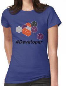 Developer Womens Fitted T-Shirt