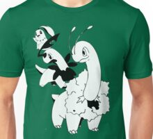 Chikorita Evolution Line Unisex T-Shirt