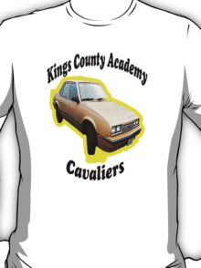 KCA Cavaliers Yellow T-Shirt