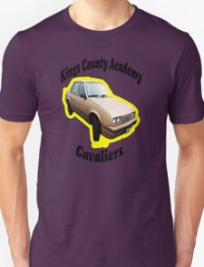 KCA Cavaliers Yellow T-Shirt