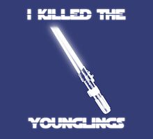 Not the Younglings Unisex T-Shirt