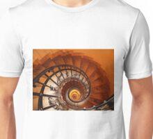 Spiral Staircase, St Stephen's Basilica, Budapest Unisex T-Shirt
