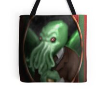 Portrait of Cthulhu Tote Bag