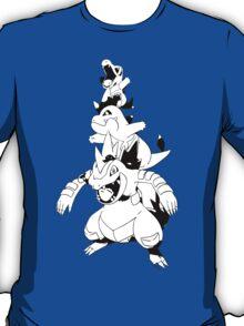 Totodile Evolution Line T-Shirt